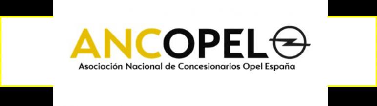 Logo ANCOPEL Asociación Concesionarios OPEL
