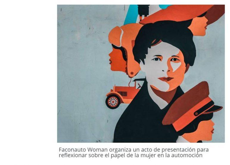 La Red Faconauto Woman se presenta en sociedad