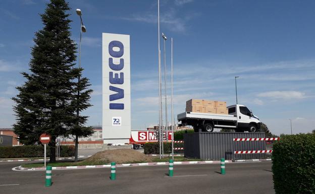 iveco-valladolid-fábrica