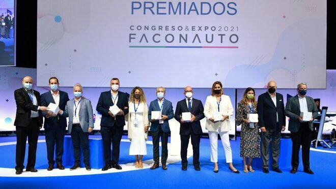 Premiados Faconauto 2021